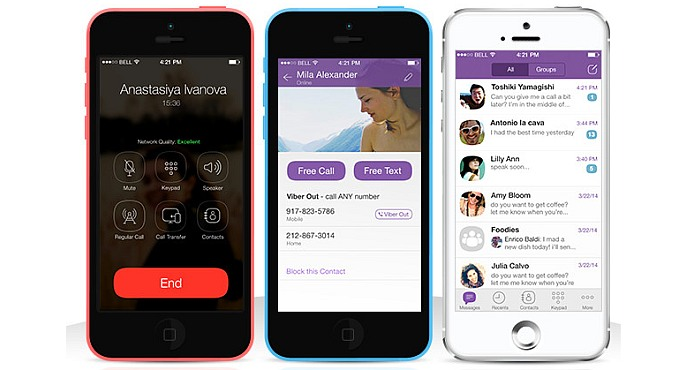 Viber Messenger App Features & Download