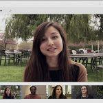 Google Hangouts using in-transit Encryption Method